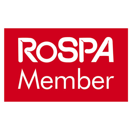 ROSPA, The Royal Society for the Prevention of Accidents logo