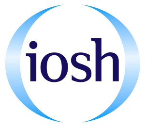 institution of occupational safety and health, iosh logo